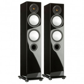 Monitor Audio Silver 6 Black High Gloss
