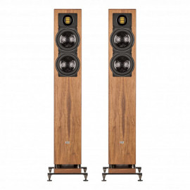 Elac AIR-X 407 Matte Walnut