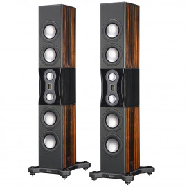 Monitor Audio PL500 II Ebony Real Wood Veneer