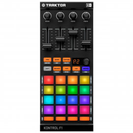 Native Instruments Traktor Kontrol F1 Black