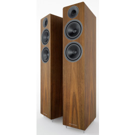 Acoustic Energy AE 309 Walnut wood veneer