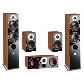 DALI Zensor 5 5.0 Walnut set