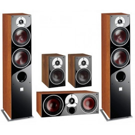DALI Zensor 7 5.0 Walnut set