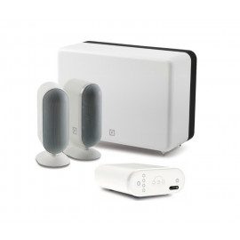 Q Acoustics Q MEDIA 7000 2.1 AUDIO SYSTEM White