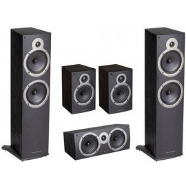Wharfedale Crystal CR-30.5 System Black