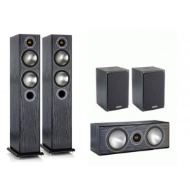 Monitor Audio Bronze 5 set Black