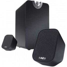 Acoustic energy Aego M Sub-Sat System Black