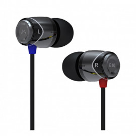 SoundMagic E10 Gun Black