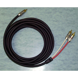 Straight Wire MUSICABLE II Subwoofer cable (MCASUB6) 6м