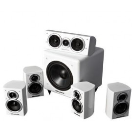 Wharfedale Moviestar DX-1 White High Gloss