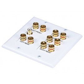 MT-power 5.1 Surround Sound Distribution Wall Plate