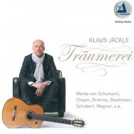 Klaus Jackle – Traumerei (83062, 180 gram vinyl) Germany, New & Original Sealed