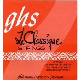 GHS STRINGS 2300 LA CLASSIQUE MD HI
