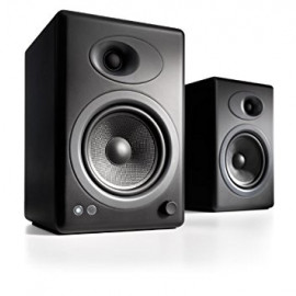 AudioEngine A5+ Powered Speakers Black