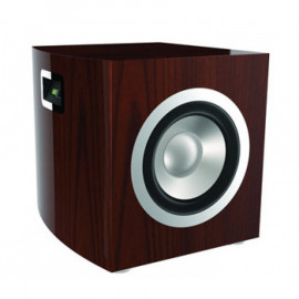 Tannoy Definition Subwoofer High Gloss Dark Walnut