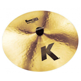 ZILDJIAN 17 K DARK THIN CRASH