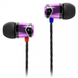 SoundMagic E10 Purple Black