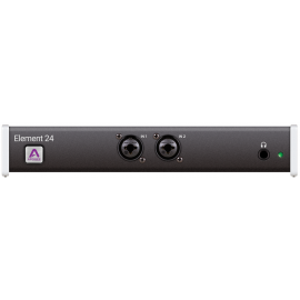 APOGEE ELEMENT 24 2 IN x 4 OUT Thunderbolt Audio interface