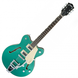 GRETSCH G5622T ELECTROMATIC CENTER BLOCK RW GEORGIA GREEN w/Bigsby