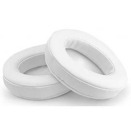 BRAINWAVZ OVAL PU Earpads WHITE