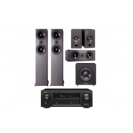 Домашний Кинотеатр Denon AVR-X1400H + Cambridge Audio SX-5.1 System Black