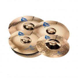 Paiste Alpha Boomer Set+Splash 12""