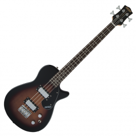 GRETSCH G2220 ELECTROMATIC JUNIOR JET BASS II SHORT-SCALE WN TOBACCO SUNBURST