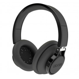 BOOM rogue over-ear dj headphone, black