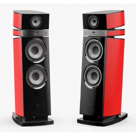 Focal-JMLab Maestro Utopia Imperial red lacquer