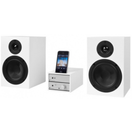 Pro-Ject Set iPod Goes Digital Silver-White