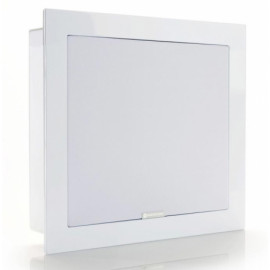 MONITOR AUDIO Soundframe 3 On Wall White