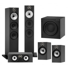 Bowers & Wilkins 603 S2 set 5.1 603 S2/607 S2/HTM6 S2/ASW608