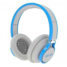 BOOM rogue over-ear dj headphone, grey