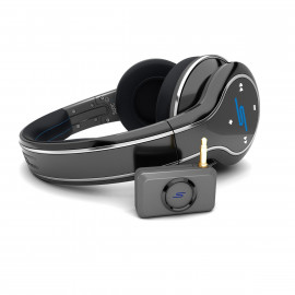 SMS SYNC by 50 Wireless Over-Ear Black