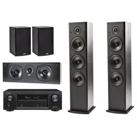 Denon AVR-X1500H + Polk Audio - T Set 5.0