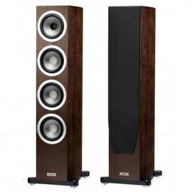 Tannoy Precision 6.4 Satin Dark Walnut