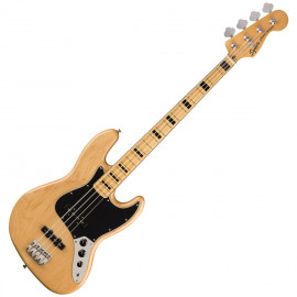 SQUIER by FENDER CLASSIC VIBE '70s JAZZ BASS V MN NATURAL
