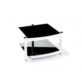 Atacama Equinox 2 Shelf Base Module Hi-Fi RS White