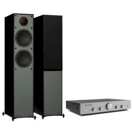 Cambridge Audio AXA25 + MONITOR AUDIO Monitor 200 3GB