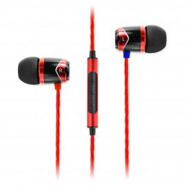 SoundMagic E10C Black Red