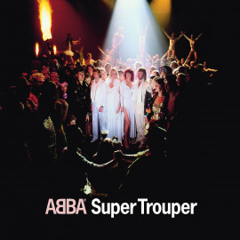 ABBA - SUPER TROUPER - ( Polar ‎– 006022527346533) 180 gr. EU
