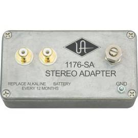 UNIVERSAL AUDIO UNIVERSAL AUDIO 1176-SA Stereo Adapter