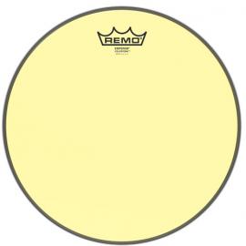 """REMO EMPEROR 12"""" COLORTONE YELLOW"""