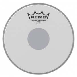 "REMO CONTROLLED SOUND 8"" COATED"
