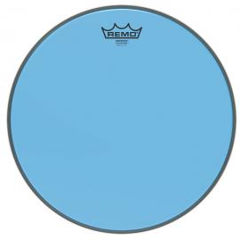 """REMO EMPEROR 12"""" COLORTONE BLUE"""