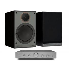 Cambridge Audio AXA25 + MONITOR AUDIO Monitor 100 3GB