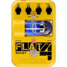 VOX FLAT 4 BOOST TG1-FL4BT