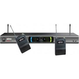 Mipro MR-82/MT-801 2 (800 425 MHz/816 350 MHz