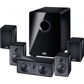 Heco Music Colors Cinema 5.1 A Piano Black