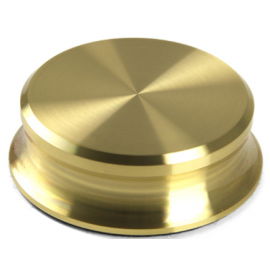 Pro-Ject RECORD-PUCK BRASS